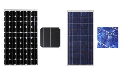 Полікристал чи монокристал – як вибрати сонячні панелі?