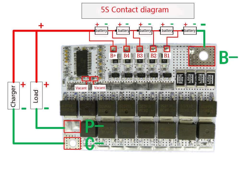 БМС 21В 5S